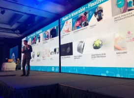 2015 Hewlett Packard Innovation Day